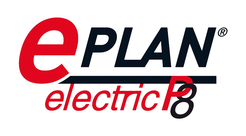 e Plan electric P8 LOGO