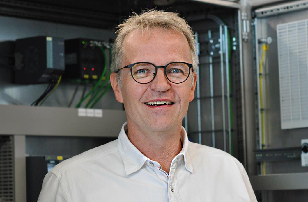 SHG Automation Geschäftsführer Ludger Heiming