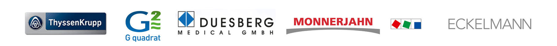 Referenzen SHG AUTOMATION ThyssenKrupp G quadrat Duesberg Monnerjahn Eckelmannn
