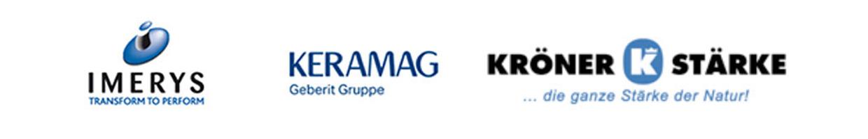 Referenzen für die SHG AUTOMATION GmbH Kröner Stärke Keramag Imerys